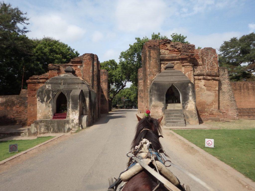 Tharabar gate タラバー門
